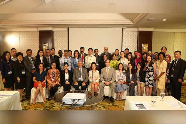 First Regional Roundtable of Asian Environmental Law Champions - Manila, Philippines