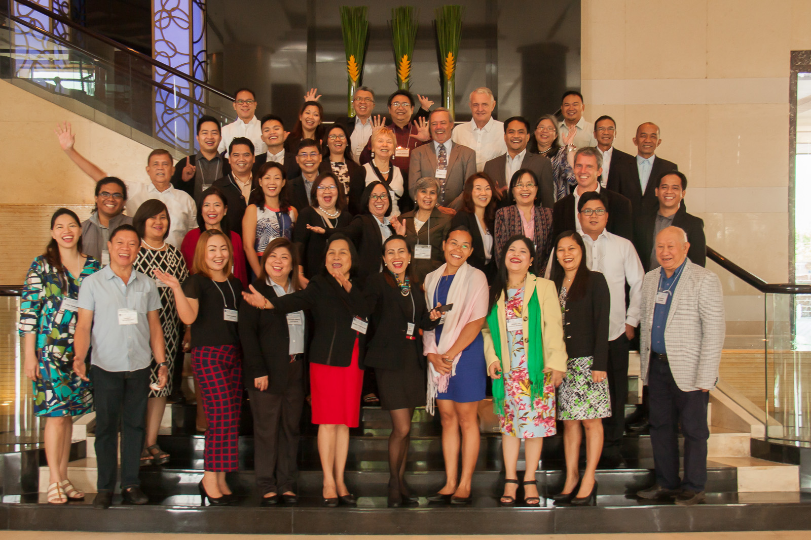 Participants of the OGC's Train-the-Trainers (TTT) Program for Philippine Environmental Law Champions in Cebu City