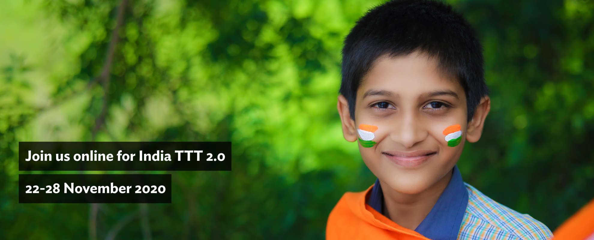 Join us for the India TTT 2.0