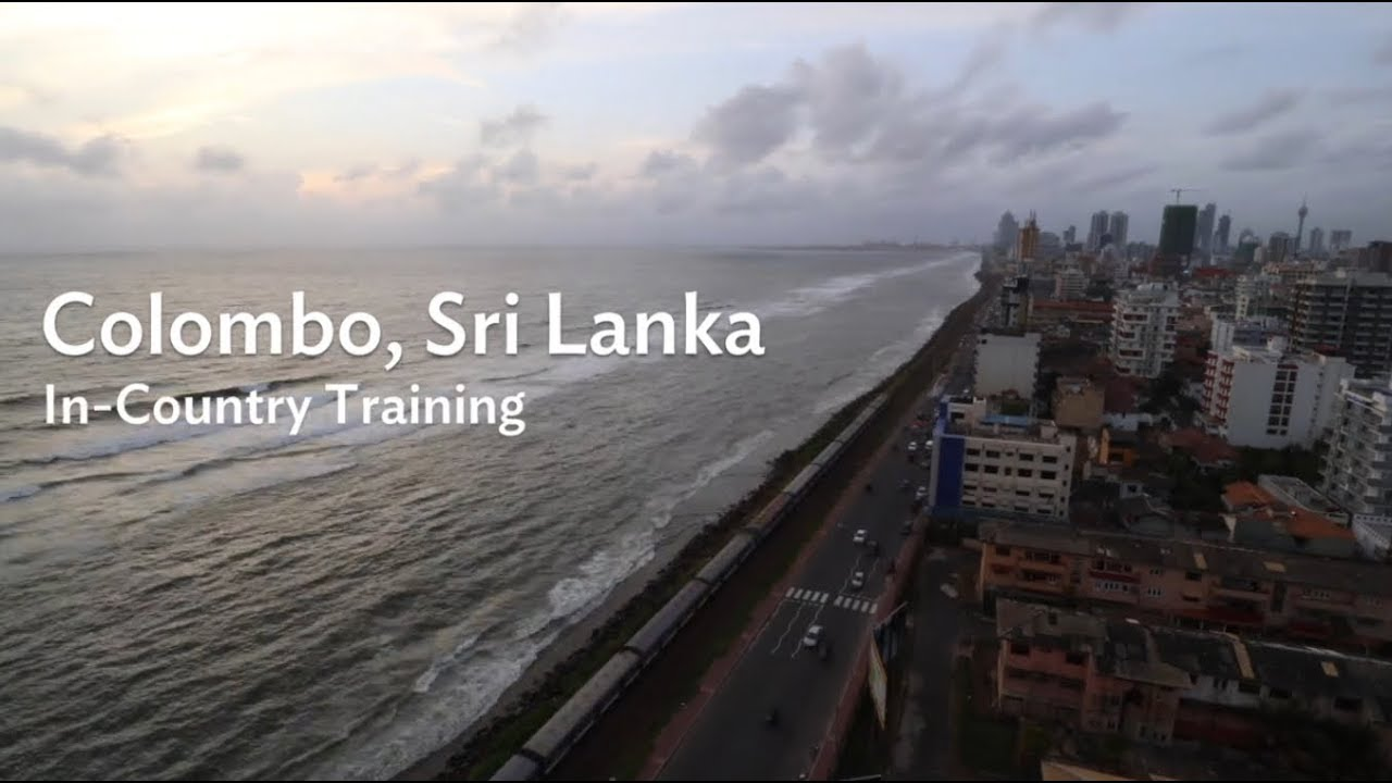 Colombo, Sri Lanka: Recap Video