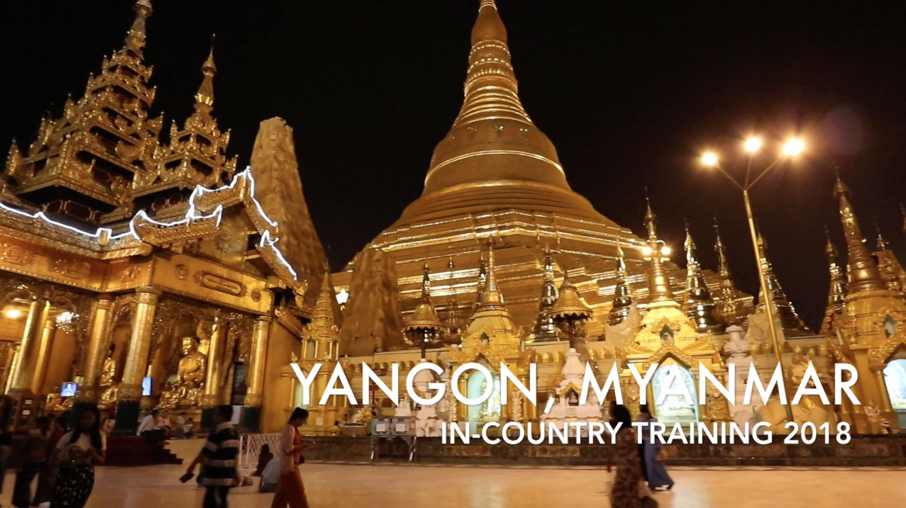 Yangon, Myanmar: Recap Video